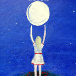 Reaching for the Moon launched today! Grab your FREE e-copy!