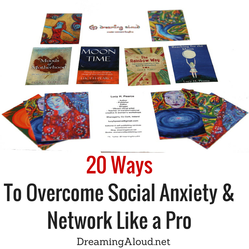 20 Ways to Overcome Social Anxiety and(1)