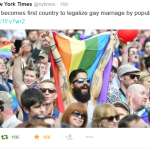 The Gayest Day in Irish History