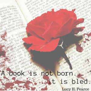 A book is not born
