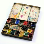 My grandfather's paintbox
