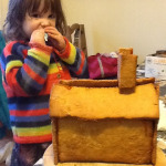 Those infamous words: let's make a gingerbread house