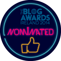 Blog Buttons NOMINATED